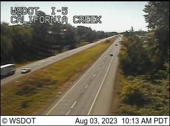 I-5: California Creek