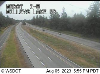 I-5: Willeys Lake Rd