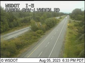 I-5: Birch Bay-Lynden Rd