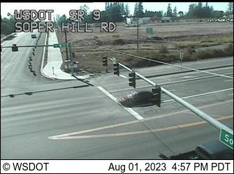 SR 9 at MP 17: Soper Hill Rd