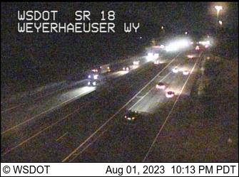 SR 18: Weyerhaeuser Way