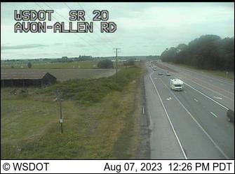 SR 20 at Avon Allen Rd