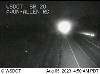 SR 20 at MP 57.5: Avon Allen Rd