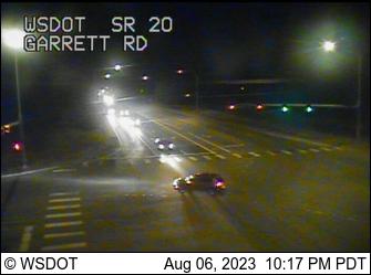 SR 20 at MP 59.3: Garrett Rd