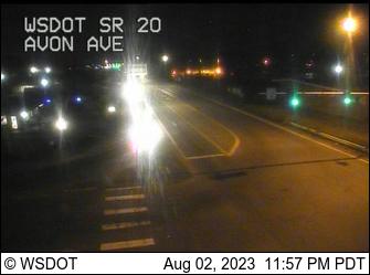 SR 20 at MP 60.2: Avon Ave