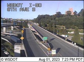 I-5/I-90 Interchange (8th Ave S)