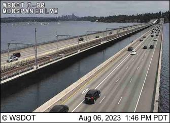 I-90 Bridge Midspan