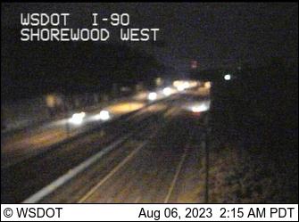 I-90: Shorewood West