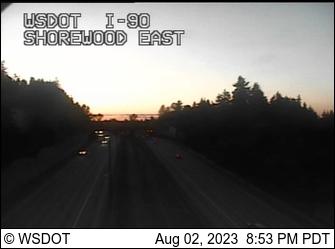 I-90: Shorewood