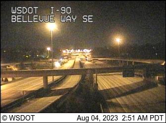 I-90: Bellevue Way SE
