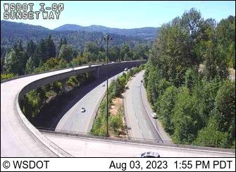 I-90: Sunset Way