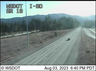 I-90: SR 18