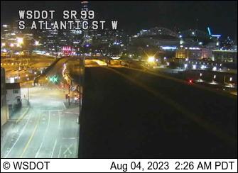 SR 99: S Atlantic St