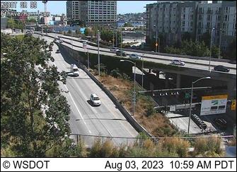 SR 99: 6th Ave/Harrison
