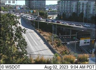 SR 99 at MP 30.5: 6th Ave/Harrison