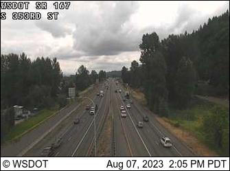 SR 167: S 353rd St