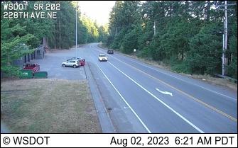 SR 202 at MP 11.75: 228th Ave NE
