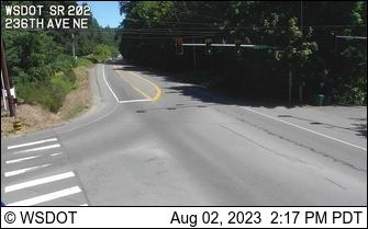 SR 202 at MP 12.26: 236th Ave NE