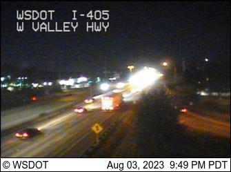 I-405: West Valley Hwy (SR 181)