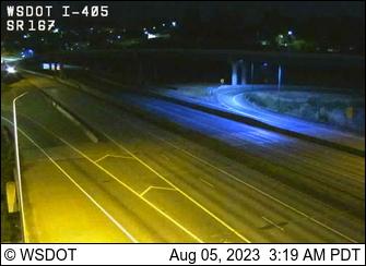 I-405/SR 167 Interchange