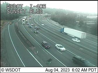 I-405: Sunset Blvd