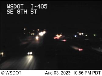 I-405: SE 8th St