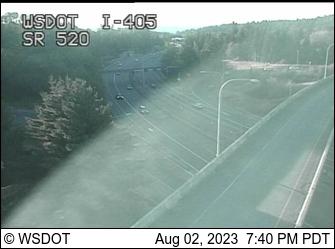 I-405/SR 520 Interchange