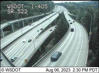 I-405: SR 522 Interchange