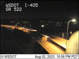 WSDOT - I-405 at MP 23 6: SR 522 Interchange - Seattle