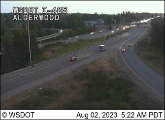 WSDOT - I-5 at MP 183: I-405 Interchange (Alderwood) - Seattle