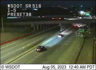 SR 516: I-5 Interchange