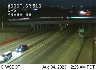 SR 516 at MP 1.9: I-5 Interchange