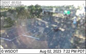 SR 516 at MP 11.5: SR 18 Interchange