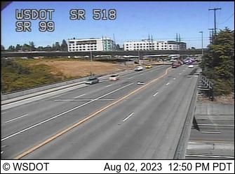 SR 518: SR 99 Interchange