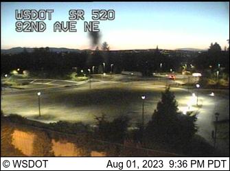 SR 520: 92nd Ave NE