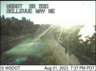 SR 520: Bellevue Way NE (104th Ave NE)