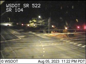SR 522: Ballinger Way (SR 104)