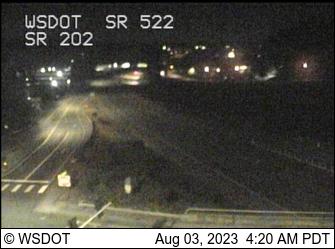 SR 522: SR 202