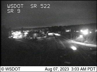 SR 522: SR 9
