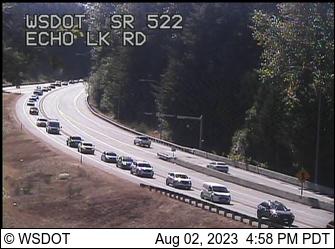 SR 522: Echo Lake Rd