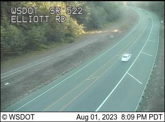 SR 522: Elliott Rd