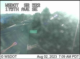 SR 522 at MP 23.8: 175th Ave SE