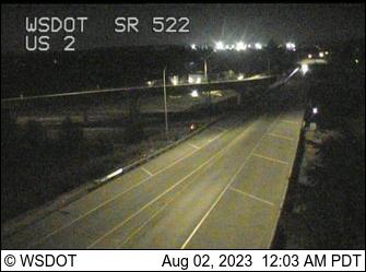 SR 522: US 2 Interchange