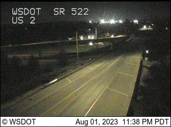 SR 522 at MP 24.7: US 2 Interchange