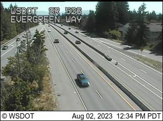 SR 526: Evergreen Way