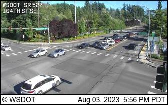 SR 527: 164th St SE