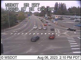 SR 527: 132nd St SE / SR 96