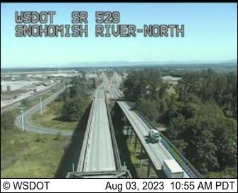 SR 529: Snohomish River North