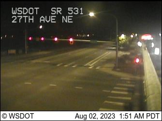 SR 531 at MP 6.1: 27th Ave NE