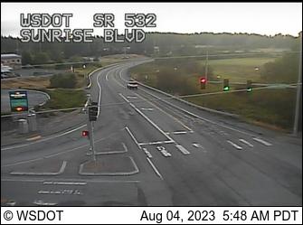 SR 532: Sunrise Blvd